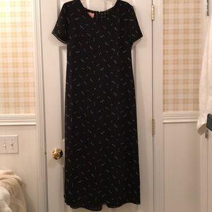 Talbots summer-weight short sleeve dress